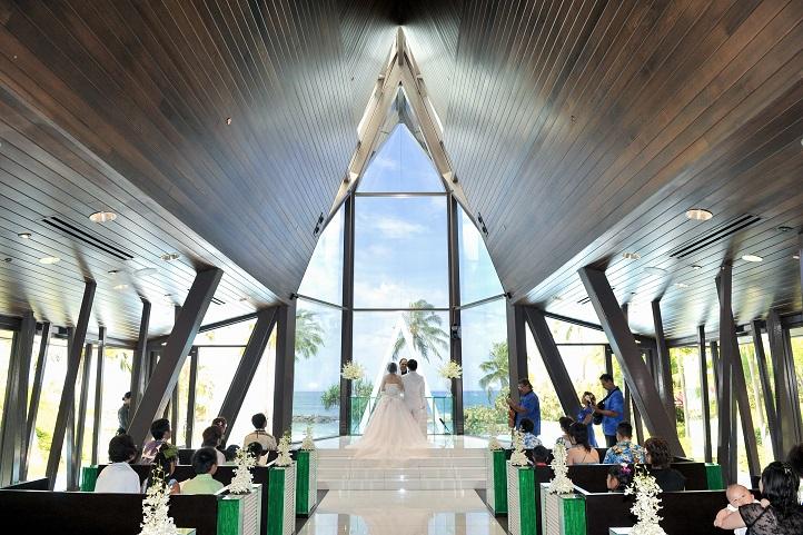 2013ハワイ「ホヌカイラニ教会で結婚式」_f0011498_13515335.jpg