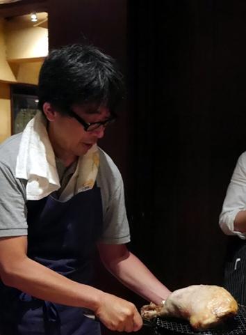 新屋食堂 @ミルクラムの会_b0118001_12185257.jpg