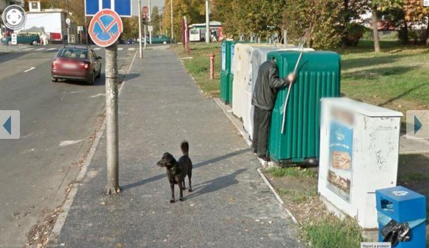 ちょっと怖い!?グーグルストリートビュー:UFOも写るんです!?_e0171614_13102696.jpg