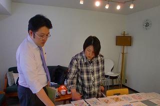 5月の『マンダラ講座』など、レポートあれこれ☆_c0200917_1415565.jpg