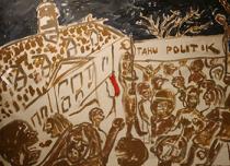 """展覧会:Pameran Kartun: """"TAHU POLITIK""""Dodo Karundeng@ジャカルタ_a0054926_10132854.png"""