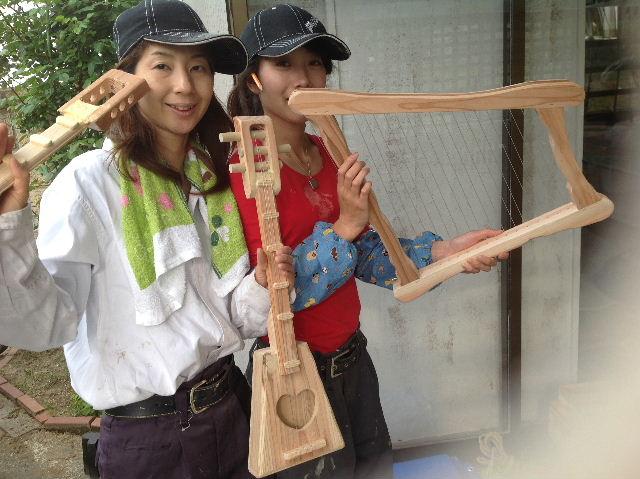 木工女子部 サポート_f0031037_20221479.jpg