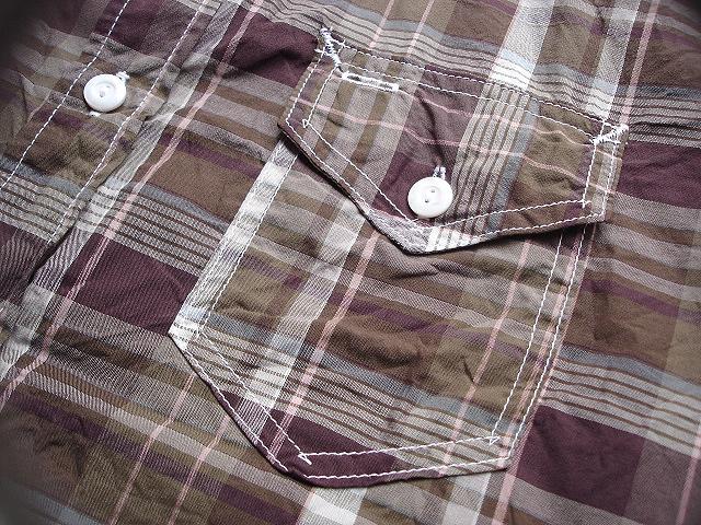NEW : POST O\'ALLS [New E-Z CRUZ] & [New LIGHT Shirt S/S] 2014 S/S !!_a0132147_21294347.jpg