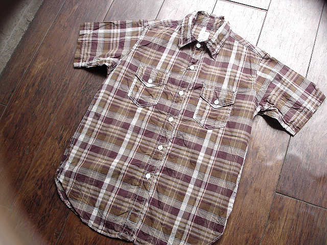 NEW : POST O\'ALLS [New E-Z CRUZ] & [New LIGHT Shirt S/S] 2014 S/S !!_a0132147_21303524.jpg