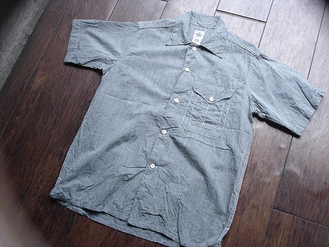 NEW : POST O\'ALLS [New E-Z CRUZ] & [New LIGHT Shirt S/S] 2014 S/S !!_a0132147_2131157.jpg