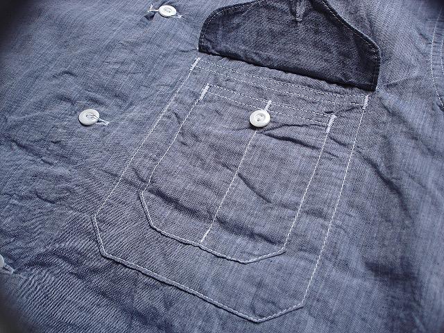 NEW : POST O\'ALLS [New E-Z CRUZ] & [New LIGHT Shirt S/S] 2014 S/S !!_a0132147_21333421.jpg