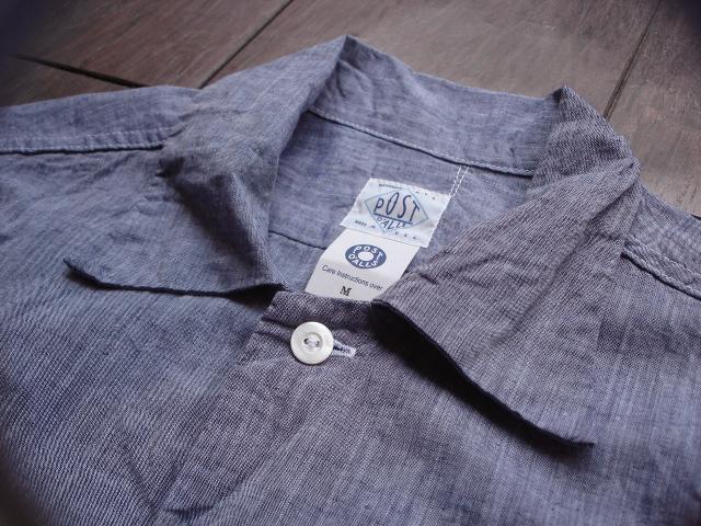 NEW : POST O\'ALLS [New E-Z CRUZ] & [New LIGHT Shirt S/S] 2014 S/S !!_a0132147_21335087.jpg