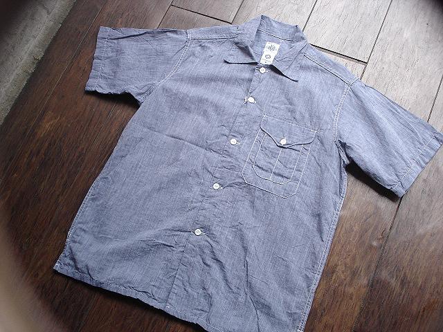 NEW : POST O\'ALLS [New E-Z CRUZ] & [New LIGHT Shirt S/S] 2014 S/S !!_a0132147_21344073.jpg