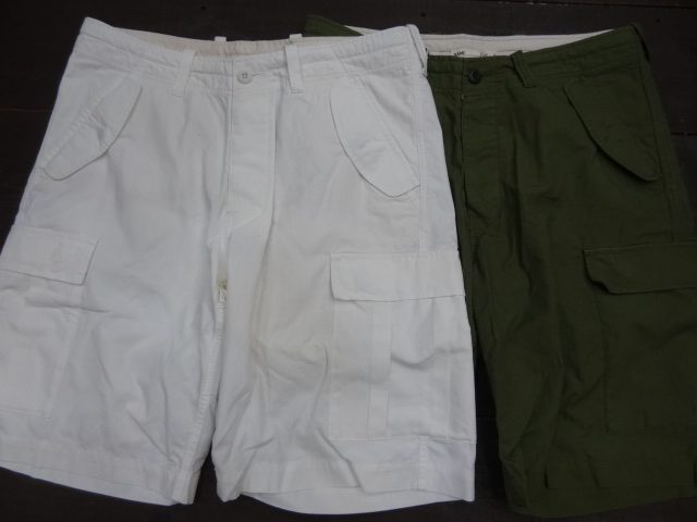68&BROTHERS M65 Cargo Shorts Style_a0221253_17224577.jpg