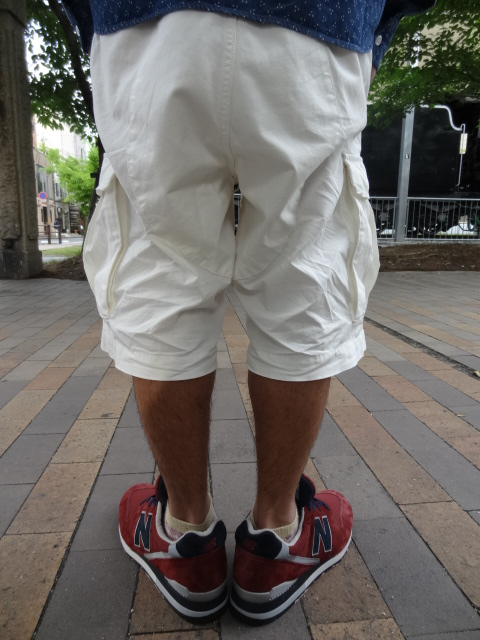 68&BROTHERS M65 Cargo Shorts Style_a0221253_17384623.jpg