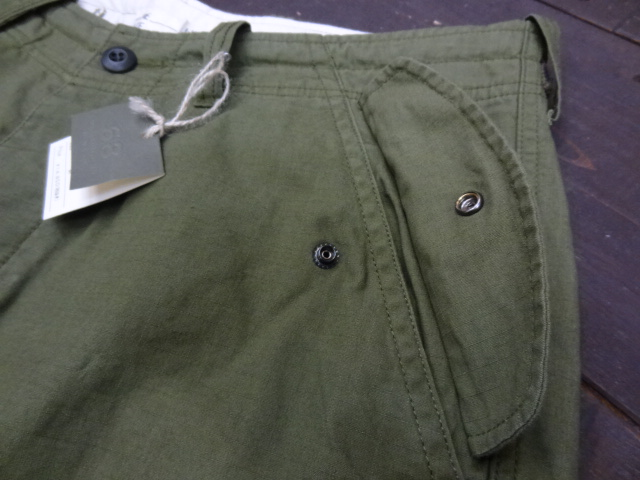 68&BROTHERS M65 Cargo Shorts Style_a0221253_174874.jpg