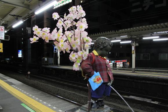 JR浜松駅 小便小僧_d0202264_555392.jpg