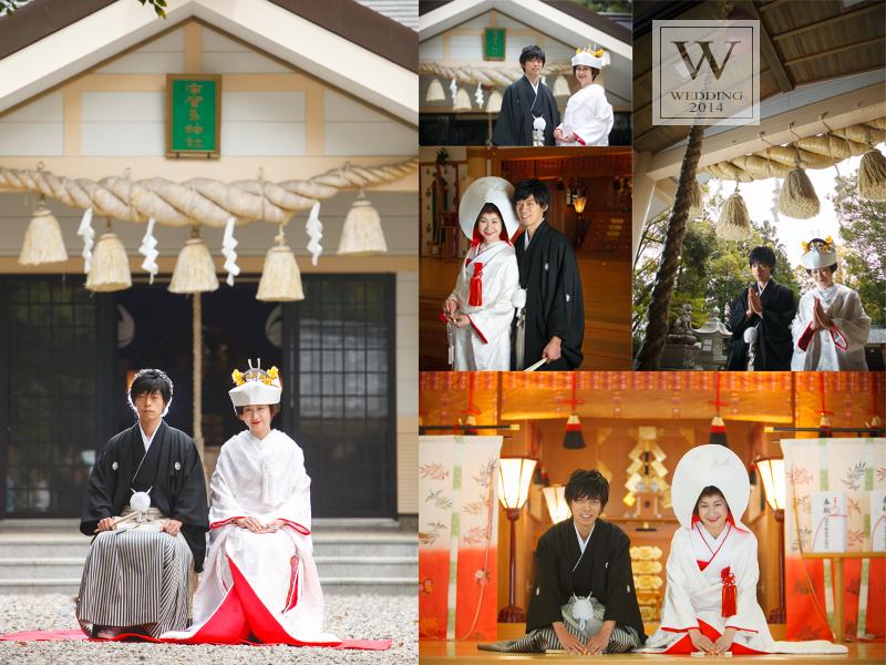 結婚式の前撮り 宇賀多神社にて_c0224169_16585591.jpg