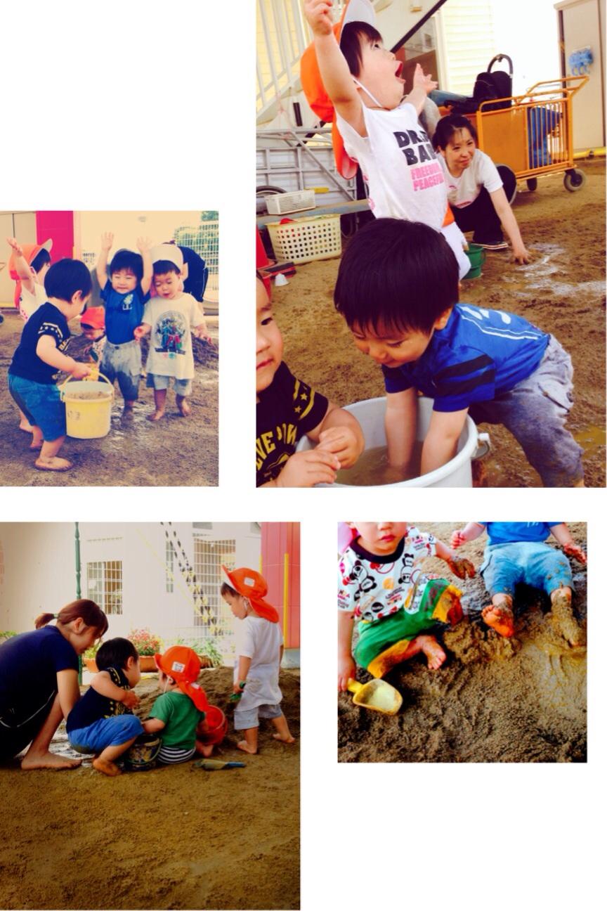 泥んこ遊び★_c0197584_2340446.jpg