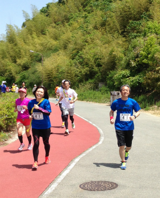グローバルアリーナ リレーマラソン_f0220089_15492291.jpg
