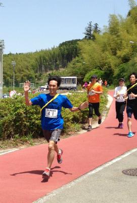 グローバルアリーナ リレーマラソン_f0220089_15501138.jpg