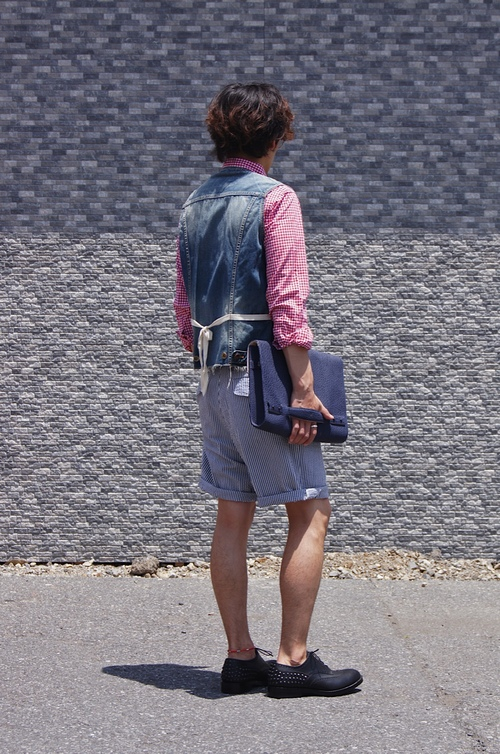 kolor, T.B & JUNYA MAN - Tuck in style!!_c0079892_2054436.jpg