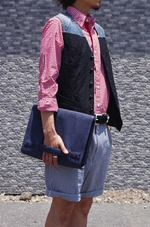 kolor, T.B & JUNYA MAN - Tuck in style!!_c0079892_2055436.jpg