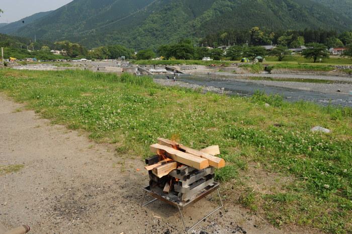 粕川キャンプ part3_a0049296_19505580.jpg
