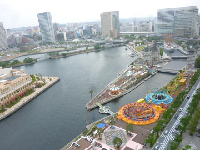 今年もYOKOHAMAで誕生日_b0210699_23053836.jpg