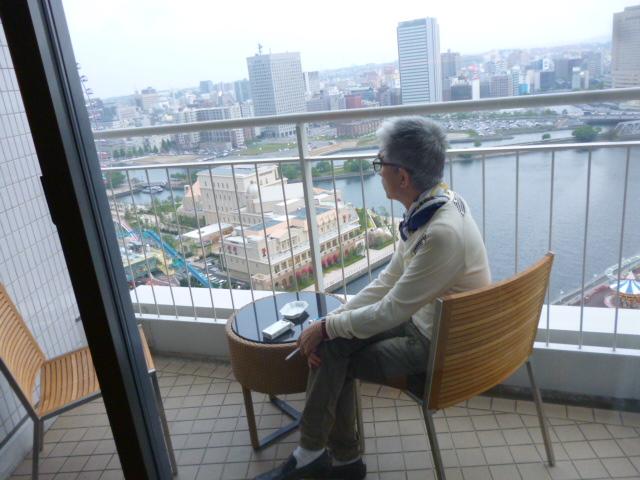 今年もYOKOHAMAで誕生日_b0210699_23103644.jpg