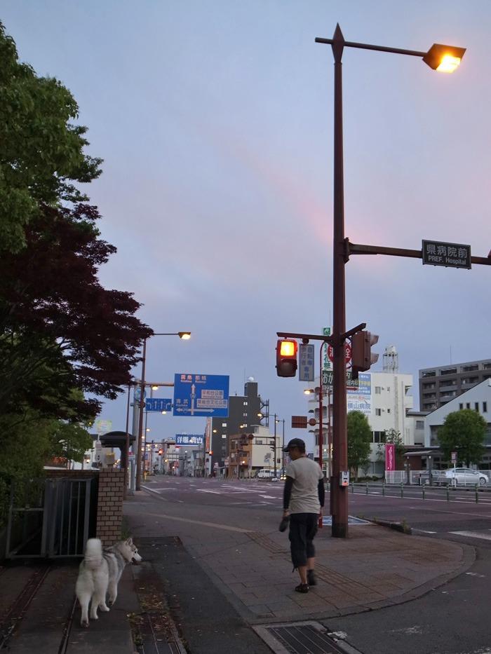 美しい空をながめる日 (*^_^*)_c0049299_17374245.jpg