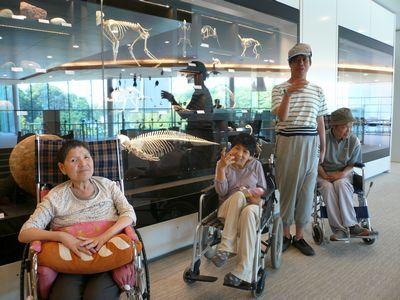 三重県総合博物館へ(^o^)/_a0154110_16584429.jpg