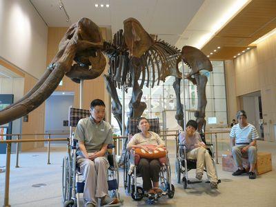 三重県総合博物館へ(^o^)/_a0154110_1659241.jpg