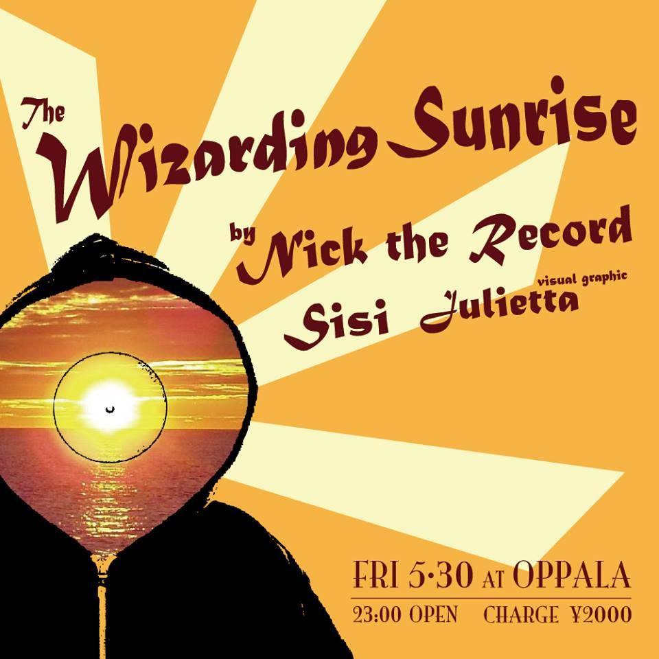 NICK THE RECORD comeback OPPA-LA!!!!!!!_d0106911_20581527.jpg