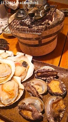 2014/05/29 「寿々半」で貝を食べ尽くす_c0156212_2091812.jpg