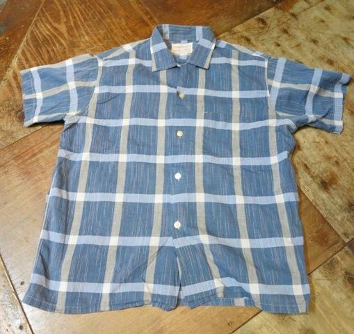 5/31(土)入荷!60'S TOWN CRAFT ボックスシャツ!_c0144020_160198.jpg