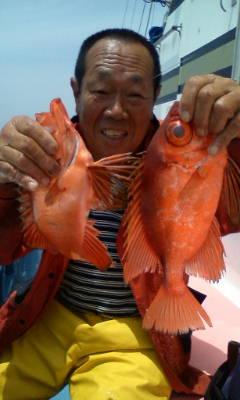キントキ~根魚五目   _c0306546_1643249.jpg