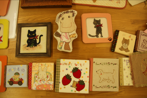家族で楽しむ のら猫クロッチと仲間たち」大盛況でした_f0193056_1658233.png