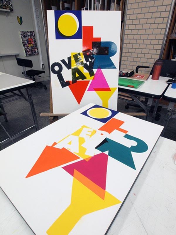 6週目は色の透過現象/デザイン・工芸科 私大コース_f0227963_9332416.jpg