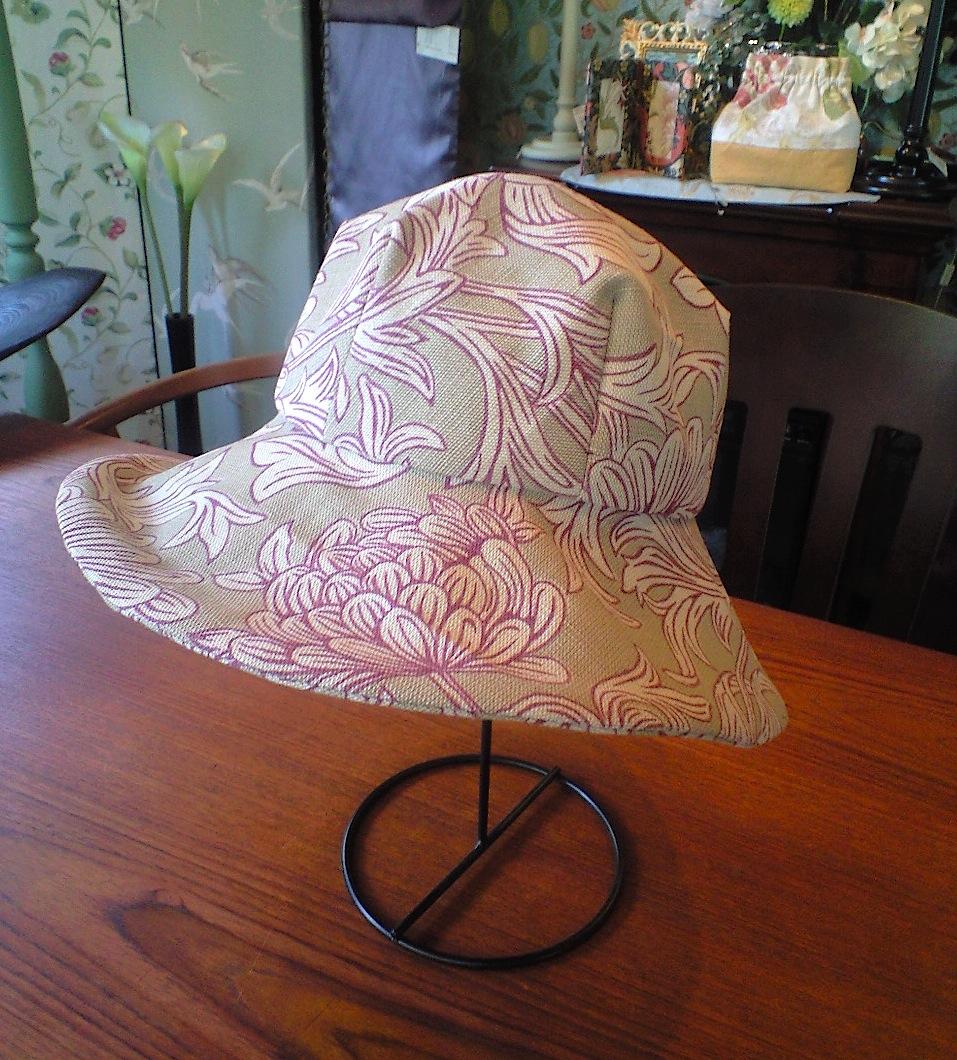 布帽子もあります_c0157866_1821867.jpg