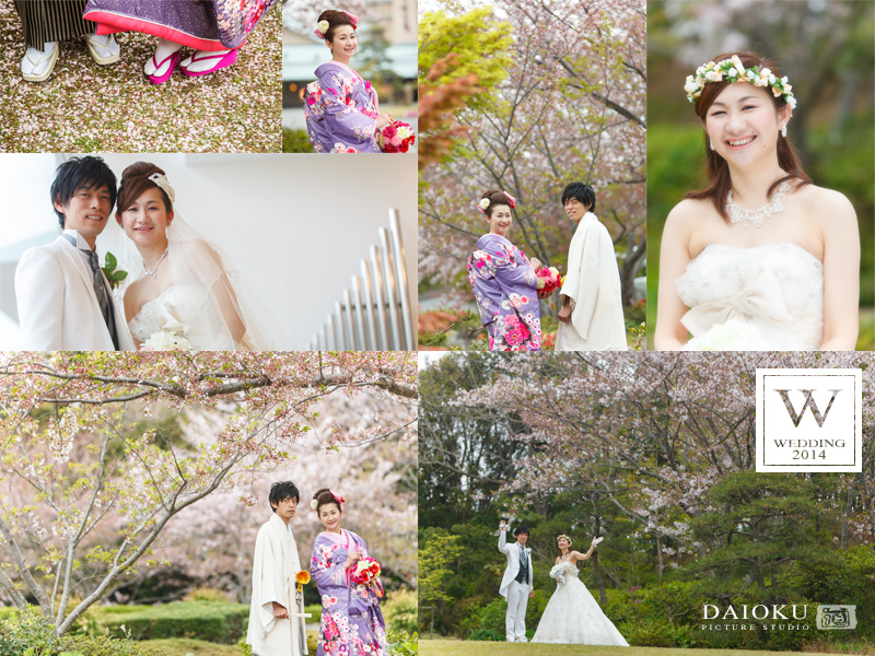 結婚式の前撮り 賢島宝生苑にて_c0224169_18164340.jpg
