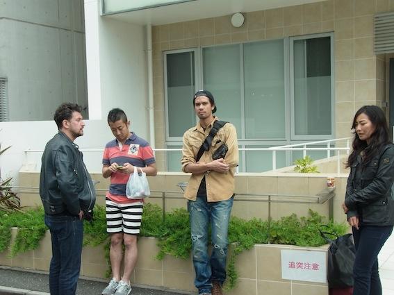 Run with Conrad Leach in Tokyo 1 of 2_a0145275_1925847.jpg