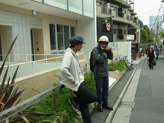 Run with Conrad Leach in Tokyo 1 of 2_a0145275_1932217.jpg