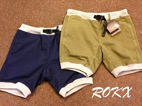 ROKX#3 COTTON WOOD SHORT_d0246875_20180071.jpg