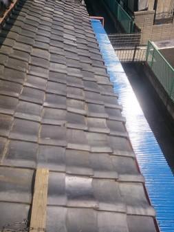 さいたま市南区で瓦屋根修理工事_c0223192_21183620.jpg