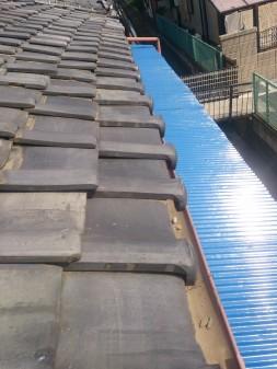 さいたま市南区で瓦屋根修理工事_c0223192_21193366.jpg