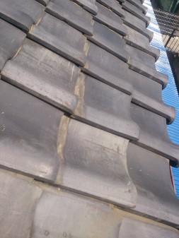 さいたま市南区で瓦屋根修理工事_c0223192_21201528.jpg