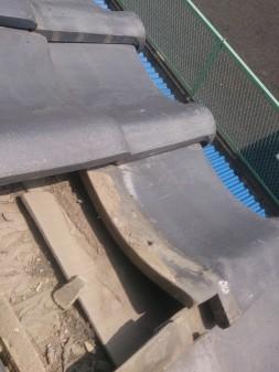 さいたま市南区で瓦屋根修理工事_c0223192_21203527.jpg