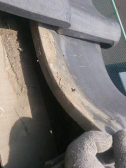 さいたま市南区で瓦屋根修理工事_c0223192_21211072.jpg