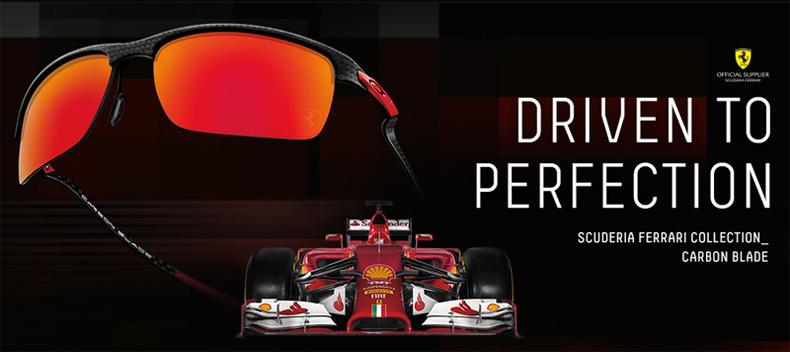 OAKLEY Ferrari COLLECTION(オークリーフェラーリコレクション)CARBON BLADE入荷!_c0003493_93186.jpg