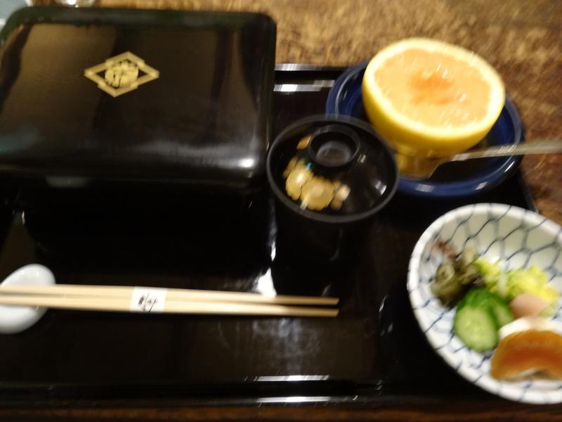 日本橋で大好きな鰻屋さん、飛び切り大好きな筏があります。_c0225997_3225057.jpg
