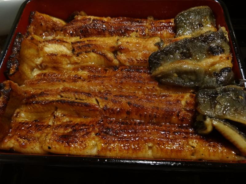日本橋で大好きな鰻屋さん、飛び切り大好きな筏があります。_c0225997_3293297.jpg