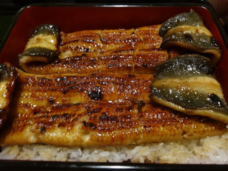 日本橋で大好きな鰻屋さん、飛び切り大好きな筏があります。_c0225997_3305128.jpg