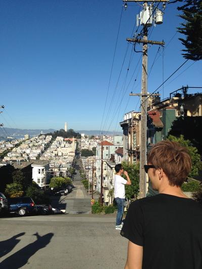 花のサンフランシスコ。_f0182998_1684799.jpg