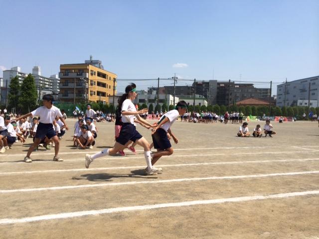 真夏日の体育祭_d0130714_1450405.jpg